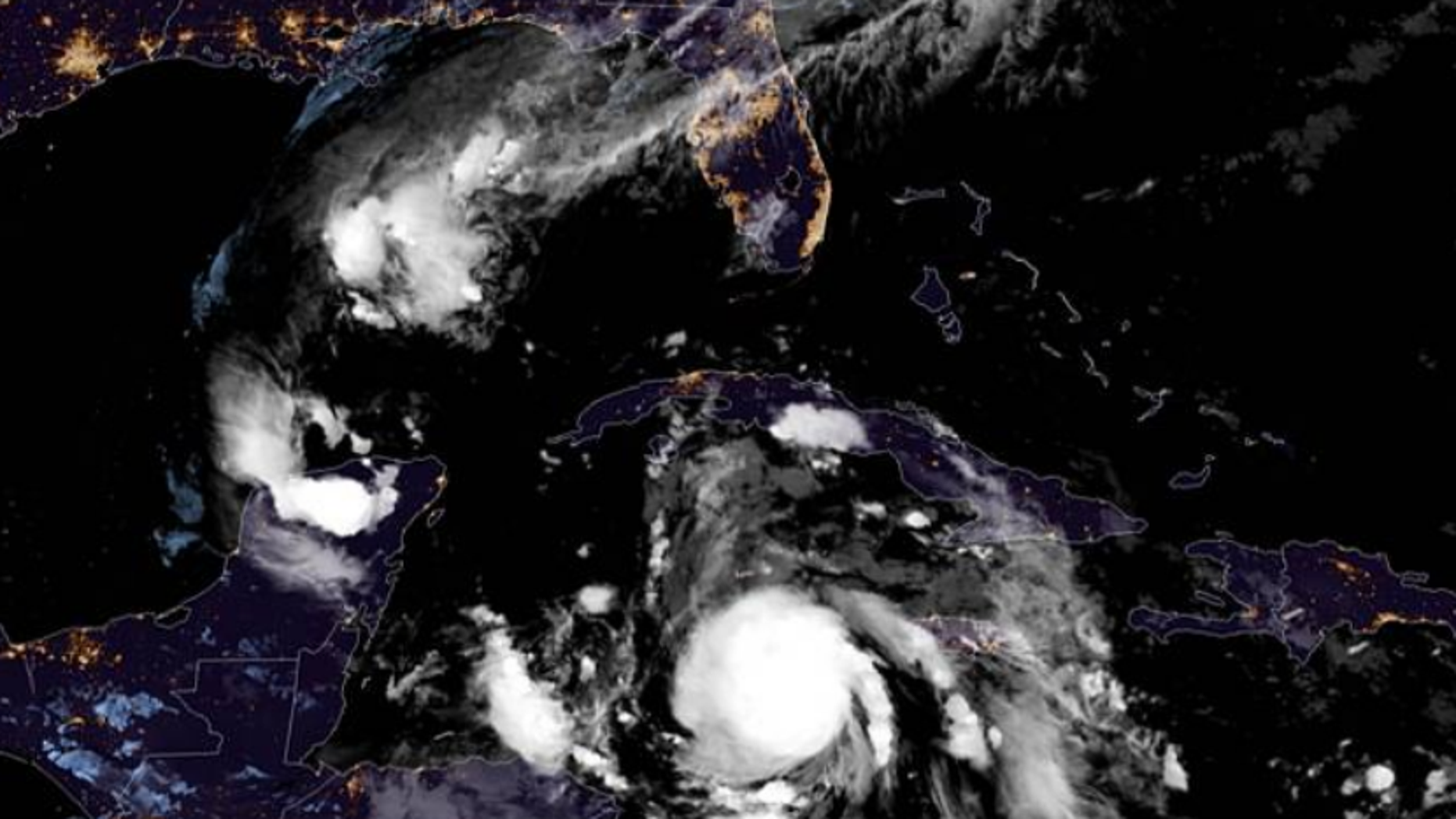 Live Updates: Hurricane Delta continues to rapidly intensify, dangerous storm surge expected