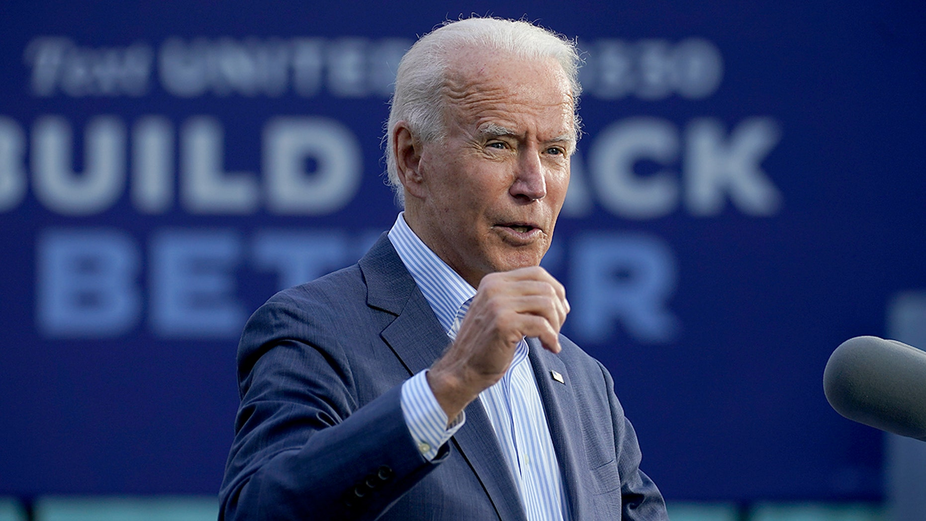 Biden remains mum on packing Supreme Court, but took different stance in 1983