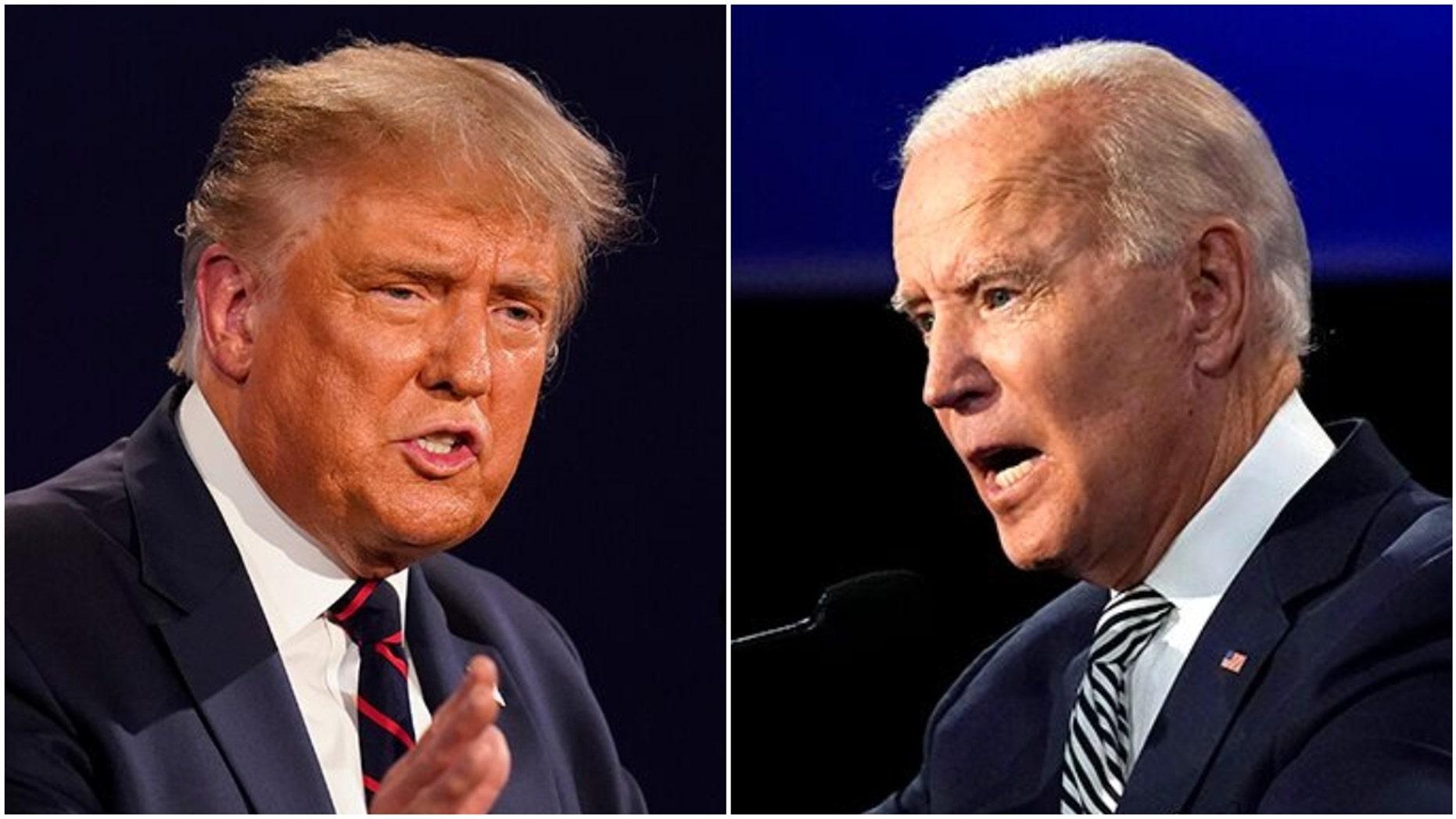 Trump-Biden face-off has debate panel mulling format changes