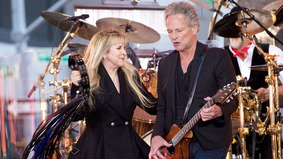Fleetwood Mac's 'Rumours' hits Top 10 chart 43 years after its release