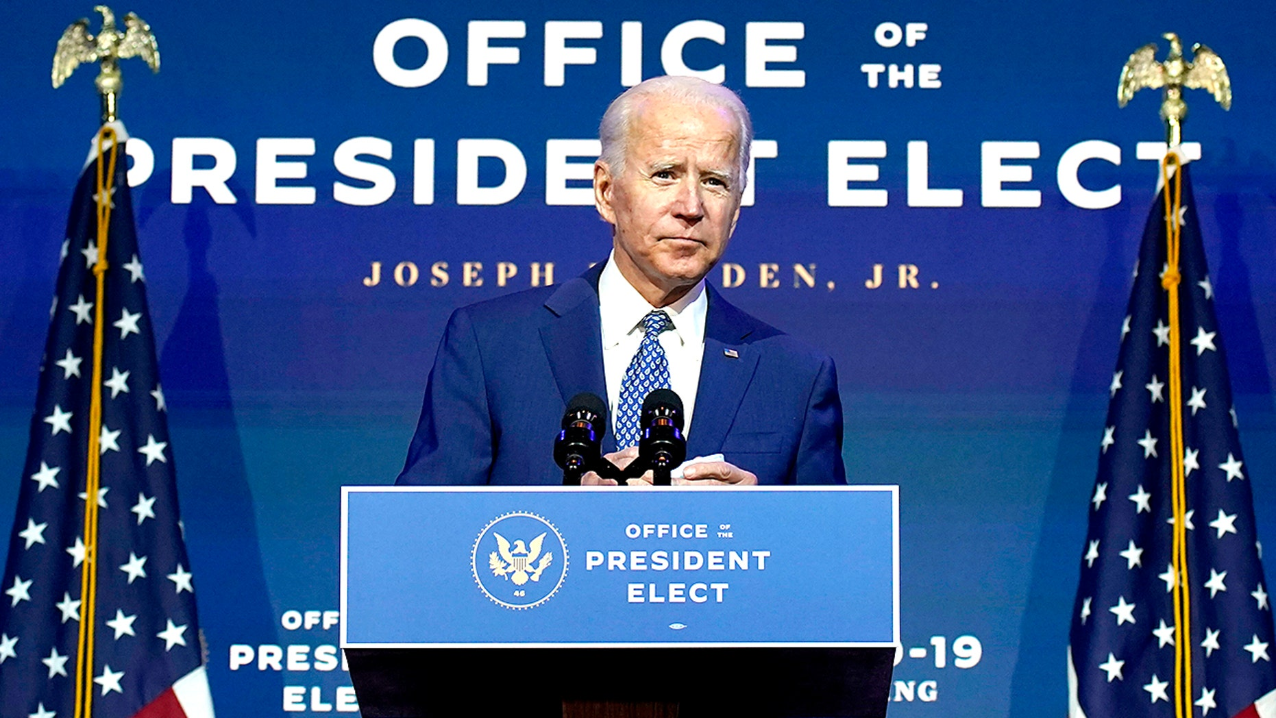 Biden plans to overhaul Trump actions by executive order on Day 1