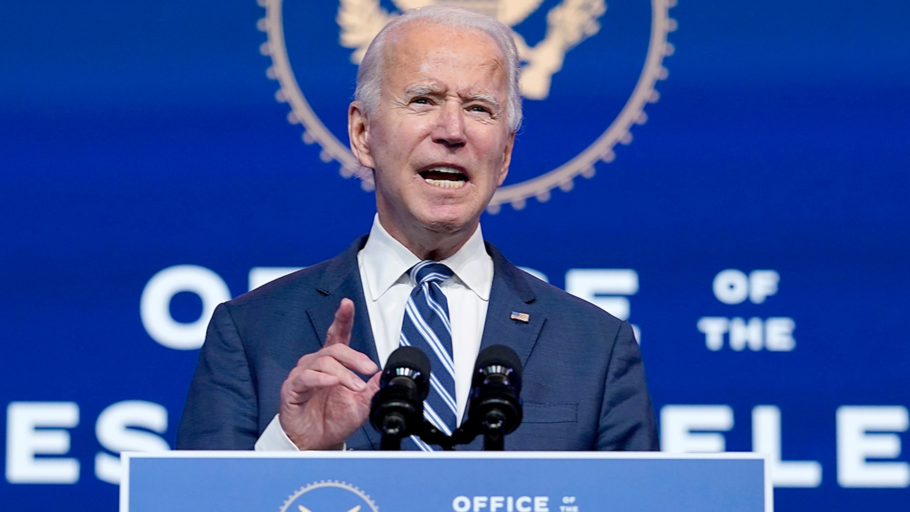Biden transition 'moving forward,' awaiting GSA confirmation of election results