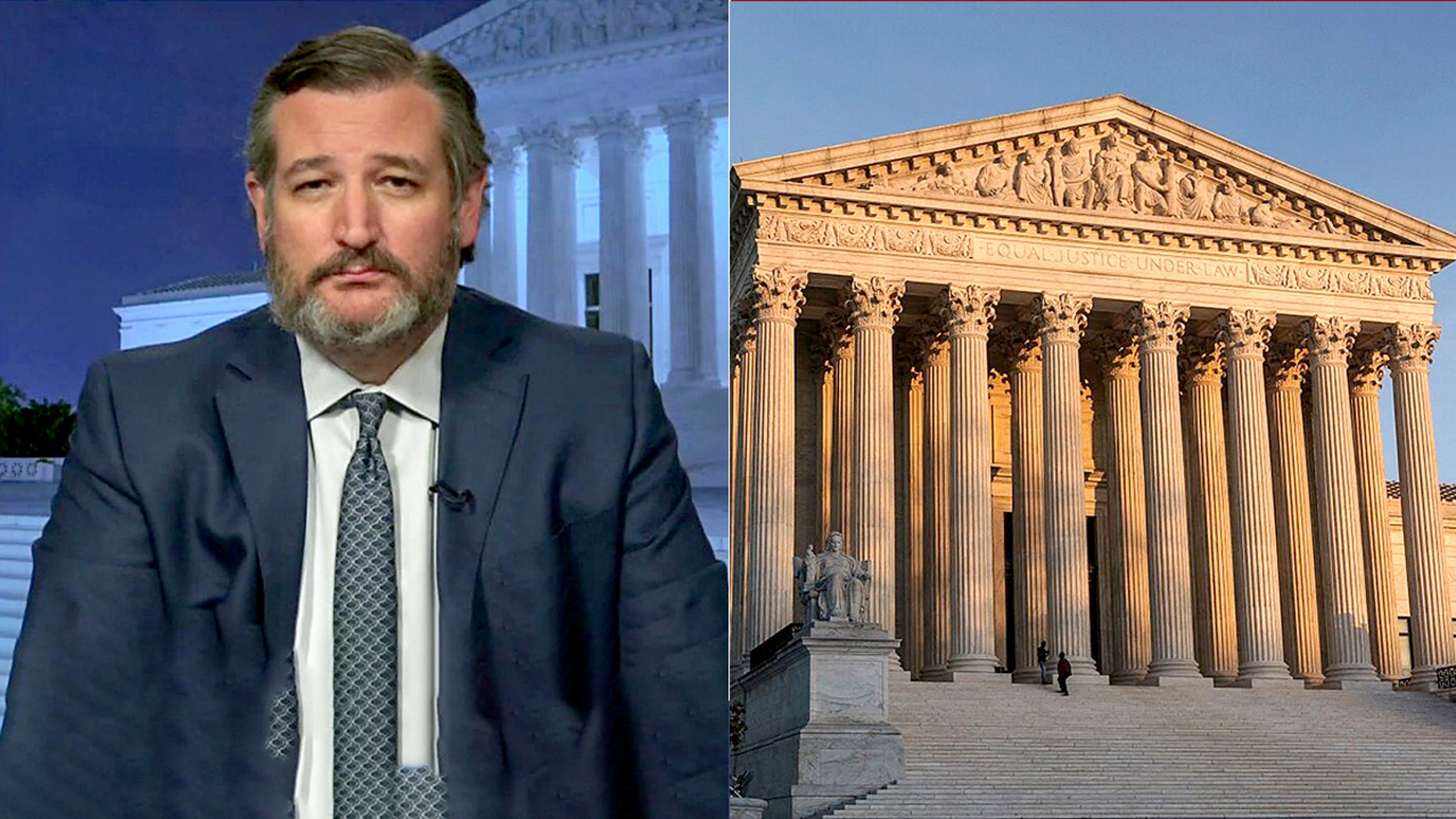 Cruz tells 'Hannity' he'd argue Pennsylvania election case before Supreme Court