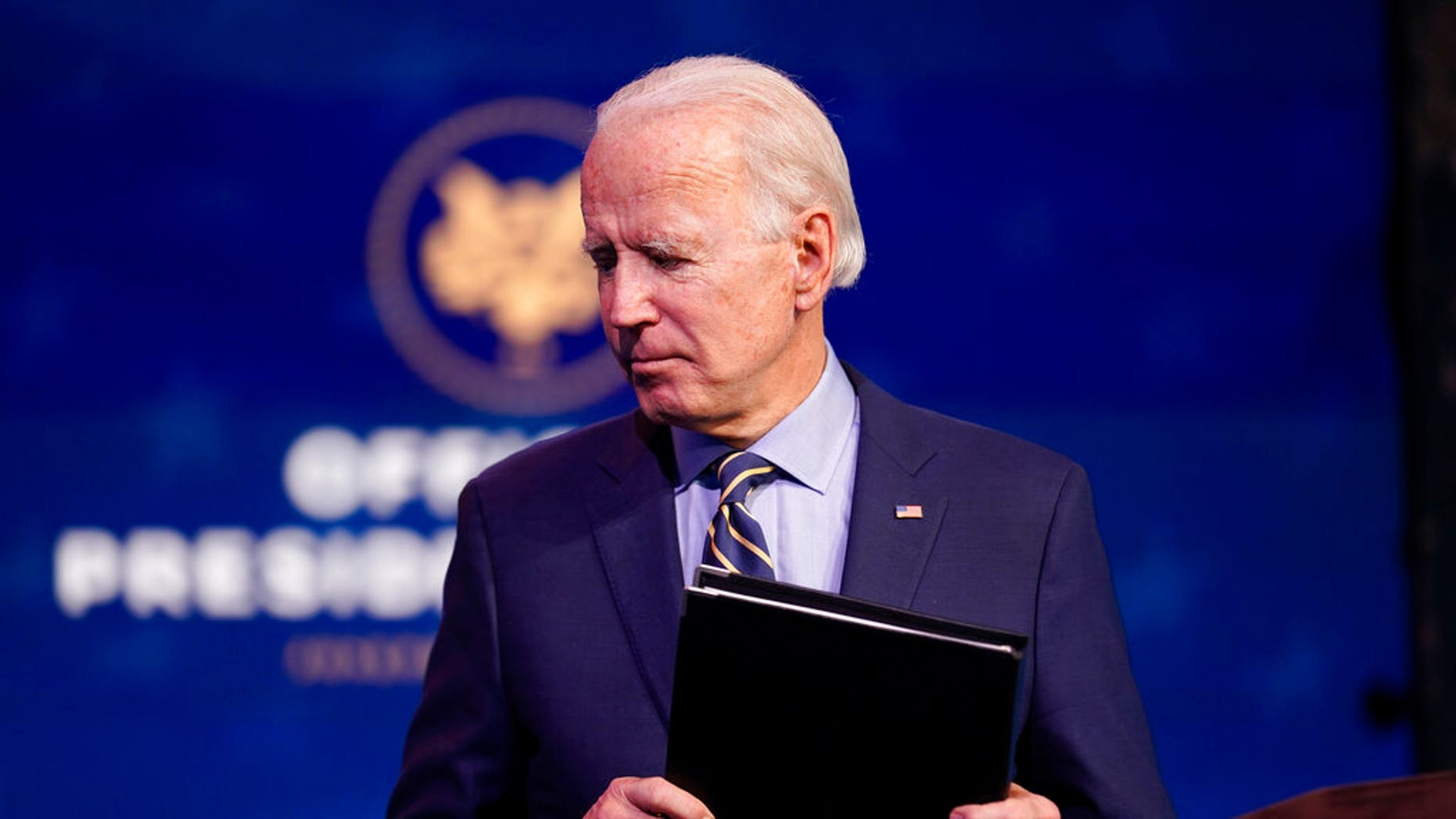 Biden to issue executive order halting any Trump 'midnight regulations'