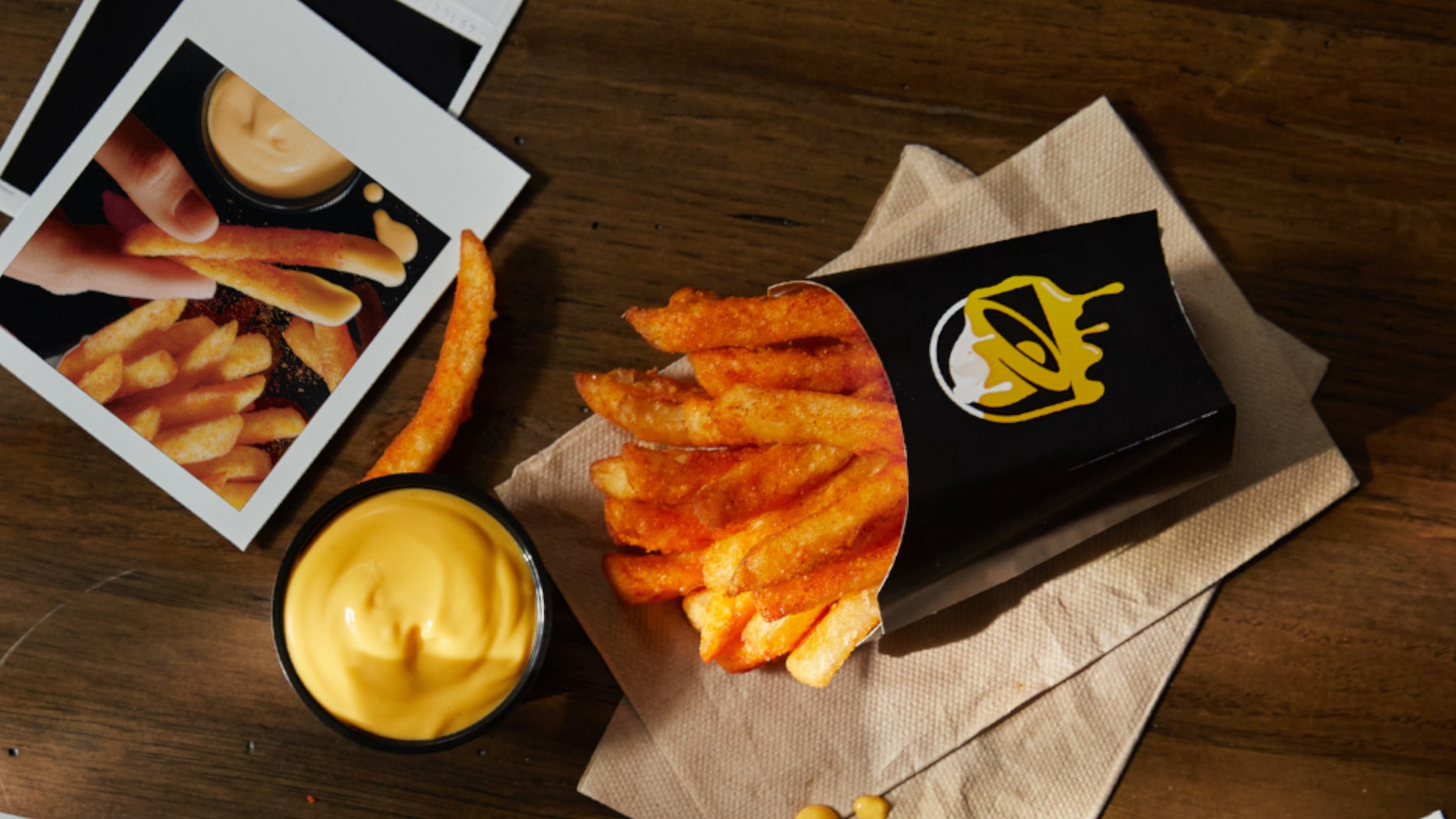 Taco Bell bringing back Nacho Fries on Christmas Eve, for (yet another) limited time