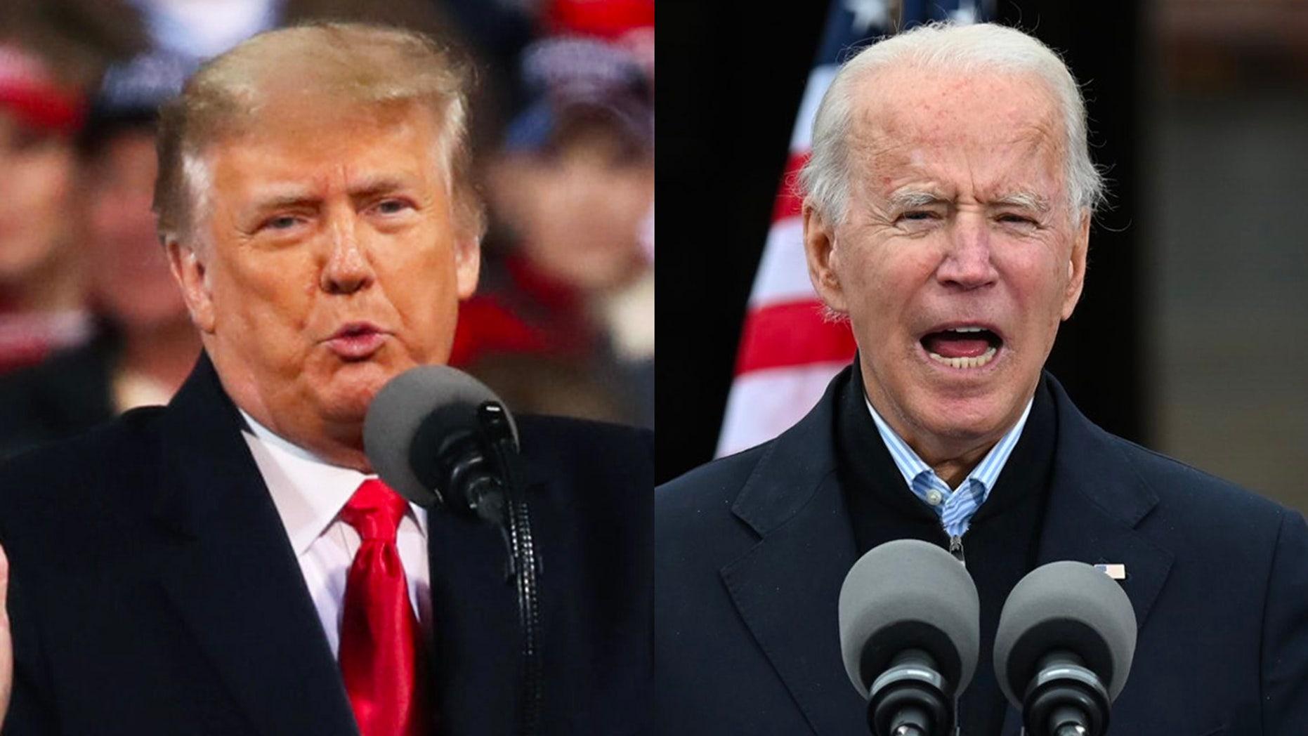 Trump promises 'orderly transition' after Congress certifies Biden win