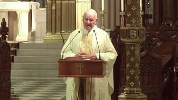 Saint Patrick's Cathedral Mass: Friday, May 15