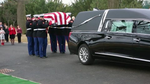 COVID-19 puts military funeral honors on hold