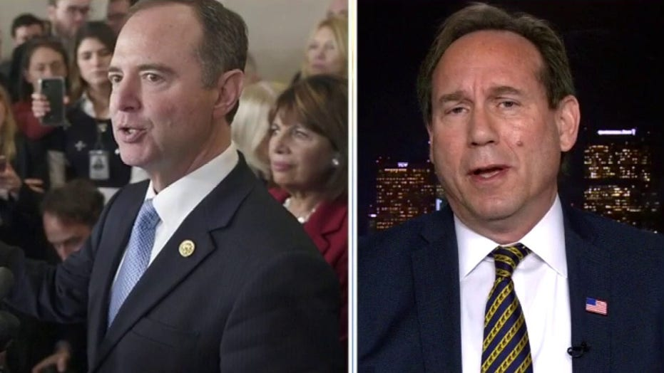 Eric Early: Schiff has completely abandoned our district