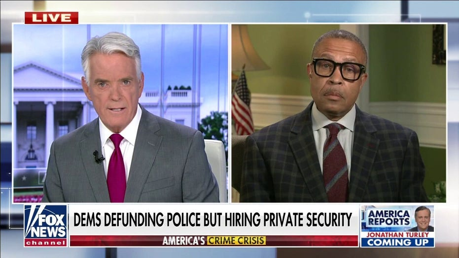 James Craig calls out Democrats who want to defund police: Hire social workers as your private security
