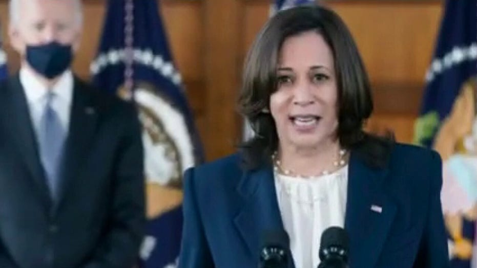 Kamala Harris to make first trip to border more than 90 days since being tapped for crisis role