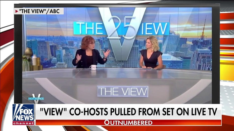 Drama at 'The View': COVID tests were 'false positives,' co-host reveals