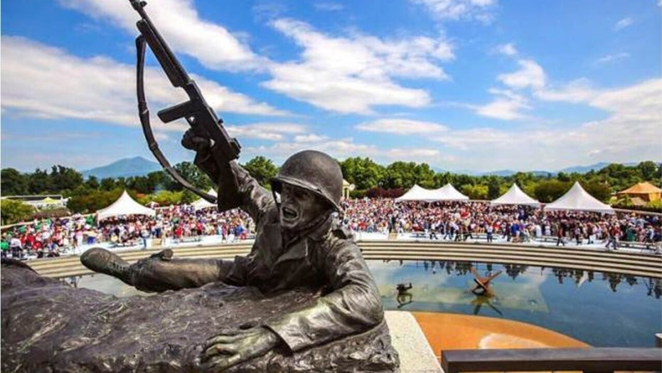 77th D-Day anniversary serves as a reminder of American greatness