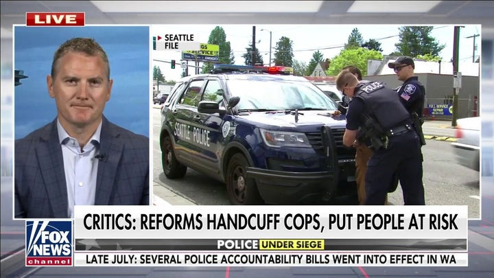 Washington State implements sweeping police reforms to address racial inequity