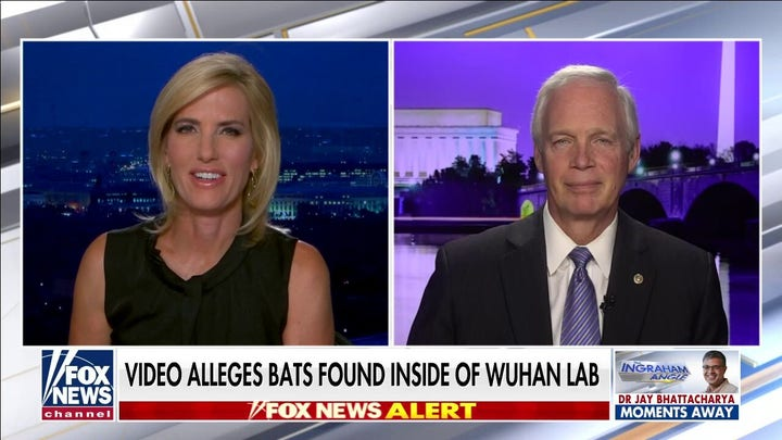 Sen. Johnson suspended from YouTube for videos about Hydroxychloroquine