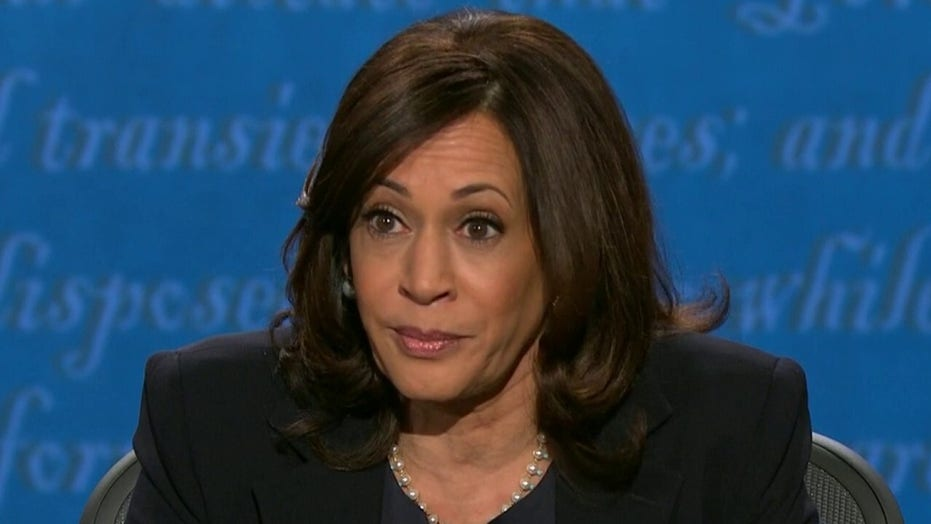 Vice presidential debate: Kamala Harris claims she won't take vaccine if Trump recommends