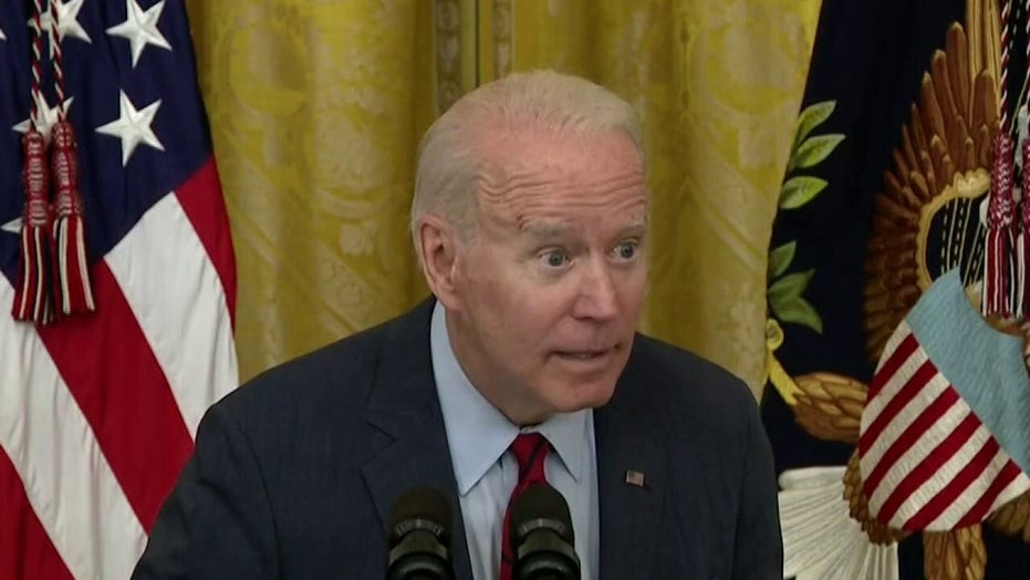 Biden criticized for using woke term 'Latinx' in comments about 'equity' in COVID-19 vaccinations