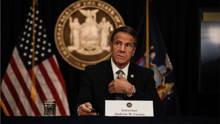 Cuomo questions New York City move to strip $1B in NYPD funding