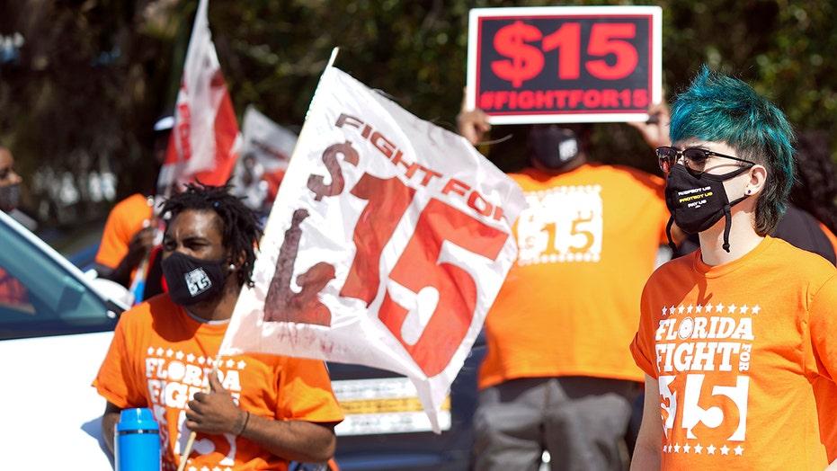 Tim Scott blasts Dems' proposed $15 minimum wage, says killing millions more jobs is 'not common sense'