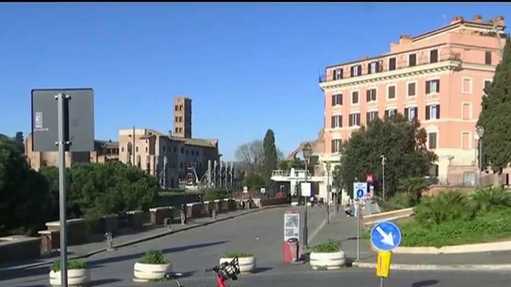 Italy in total lockdown until April as coronavirus spreads
