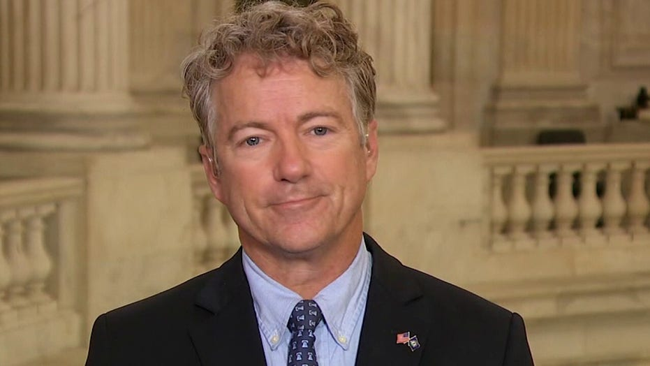 Rand Paul calls Trump impeachment trial 'dead on arrival' after 45 GOP senators vote against it