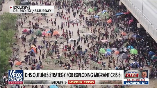Patrice Onwuka: Fixing Biden's border crisis – Dems' amnesty infrastructure plan is not a solution