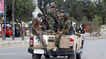 Trey Yingst: US military equipment seen 'everywhere' now in hands of Taliban
