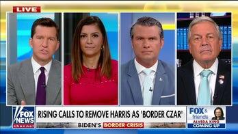 Rep. Norman blasts Biden administration for border crisis