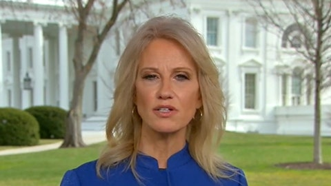 Conway on coronavirus: Trump fully engaged, 'we're here to help'