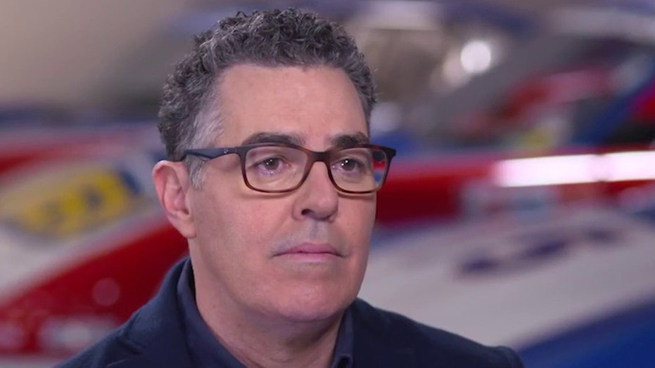 Adam Carolla: California doesn't care about the homeless because they don't have money
