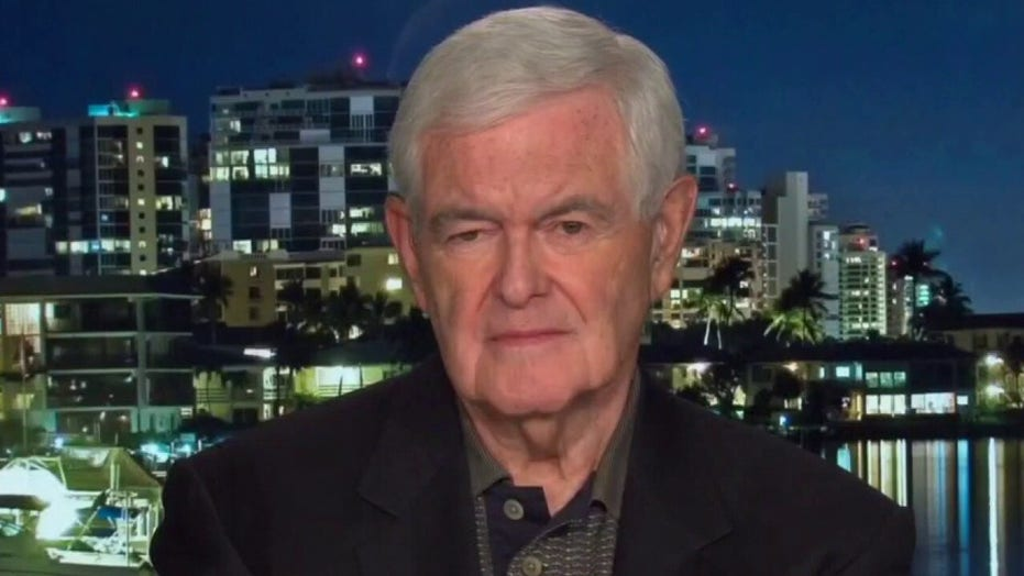 Newt Gingrich: Left's big-government, socialist system 'falling apart' – and Americans know it