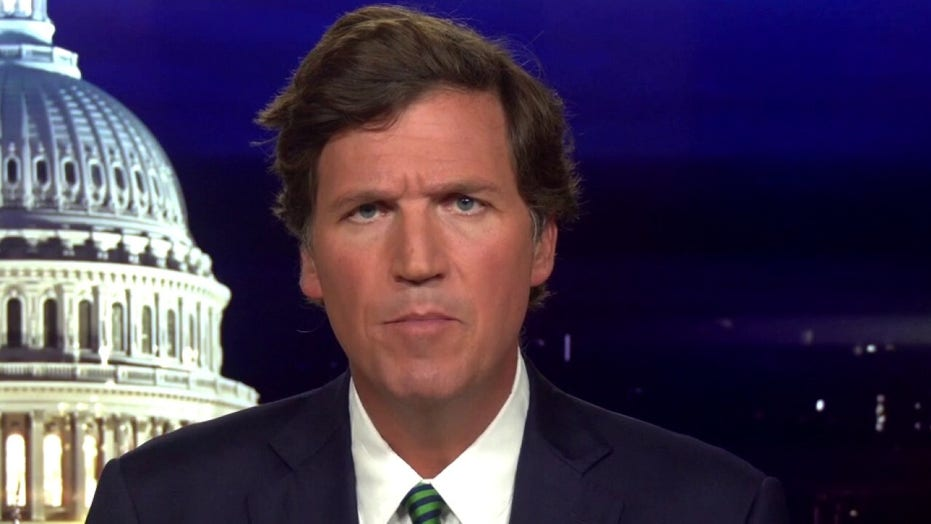 Tucker Carlson claims Biden, Harris are planning 'a new war' in Syria if elected in November