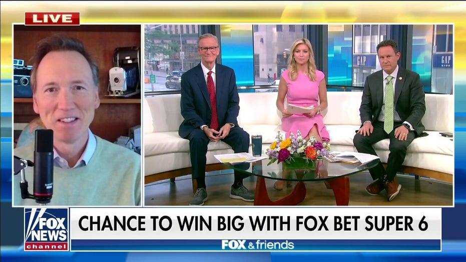 FOX Bet Super 6 'Quiz Show': Answer questions on golf, hockey, gas prices and more to win $10,000