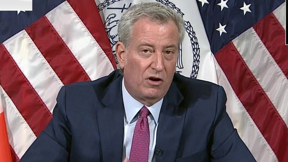 De Blasio says coronavirus shutdown coming 'in the weeks ahead,' possibly right after Christmas