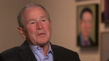 Networks tee up George W. Bush to hit GOP but not Biden on immigration