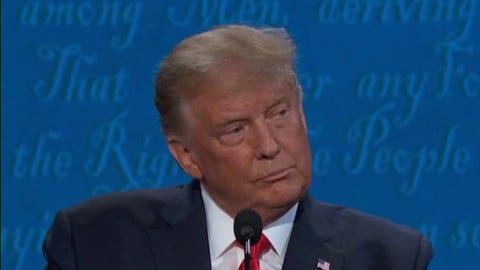 Trump calls out Biden over China dealings: 'You're the big man'