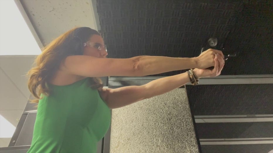Nancy Mace carrying gun after death threats and vandalism at her South Carolina home
