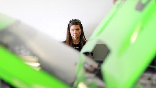 Danica Patrick talks coronavirus isolation, latest CBD venture