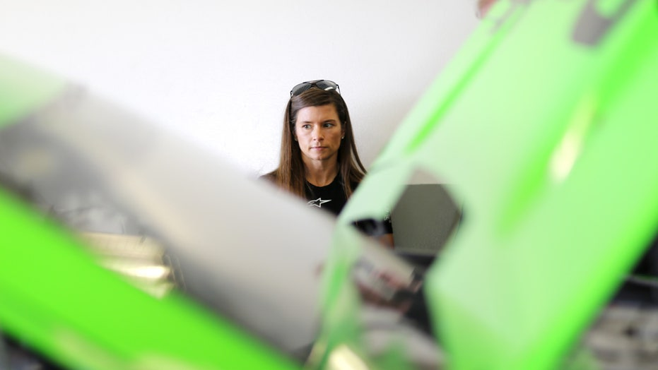 Danica Patrick talks coronavirus isolation, latest CBD venture