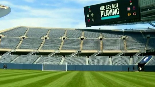 Restarting sports may be key to reopening