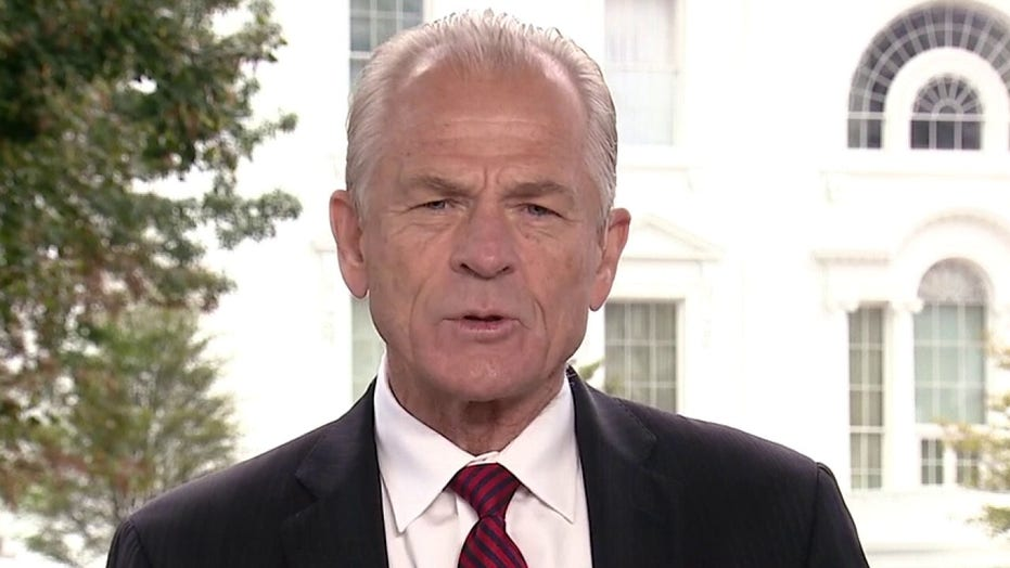 Peter Navarro on stalled coronavirus relief bill: Pelosi appears to be the 'obstacle'