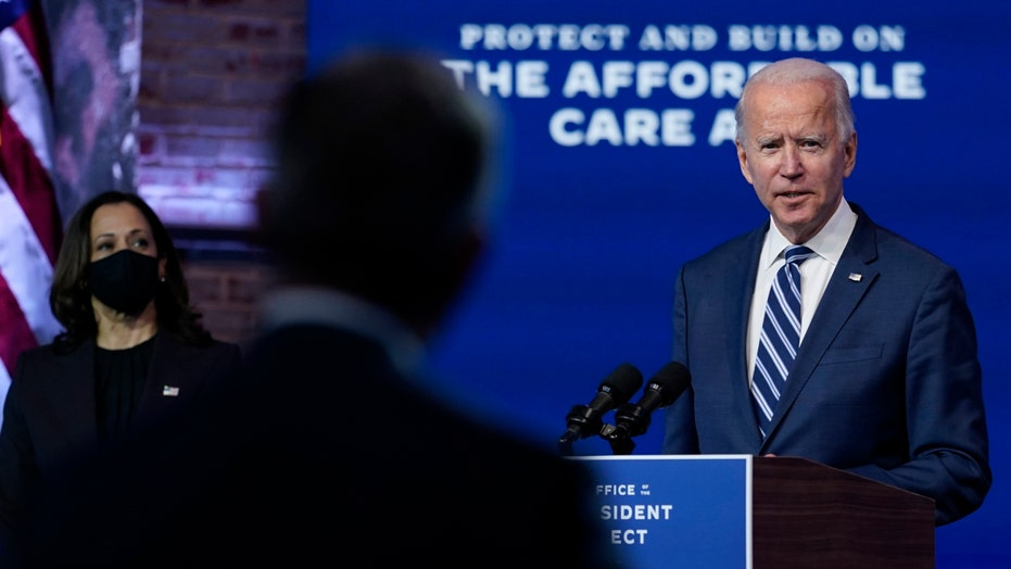 Biden's softer style could lower the temperature–or shrink the presidency