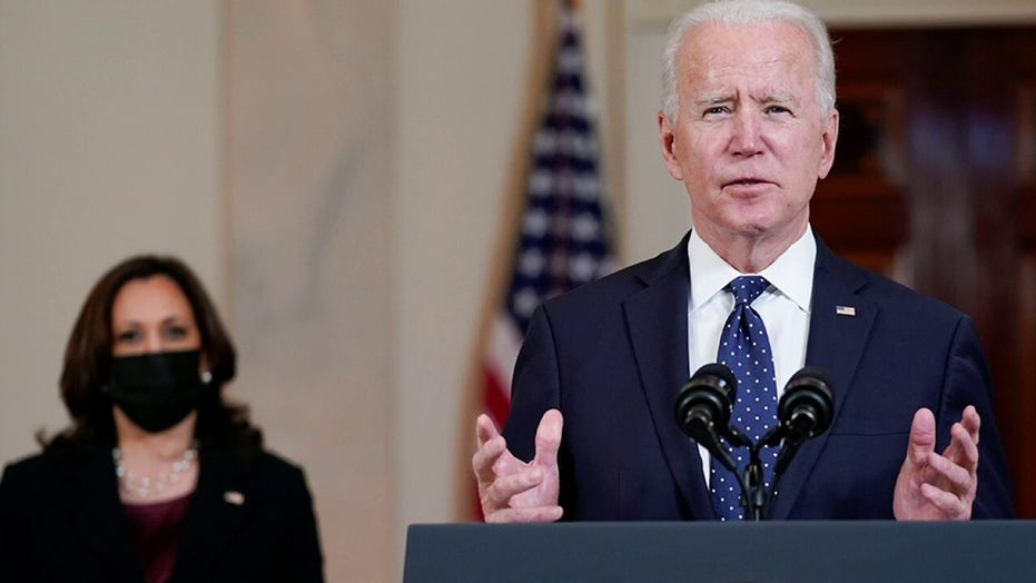 Biden calls for US to confront systematic racism, draws criticism