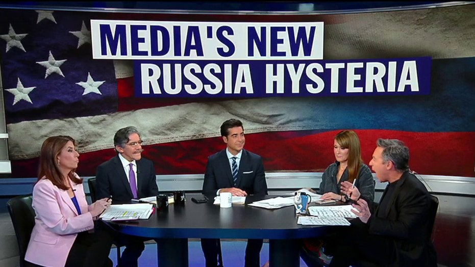 Russia hysteria is back as media push new interference claims
