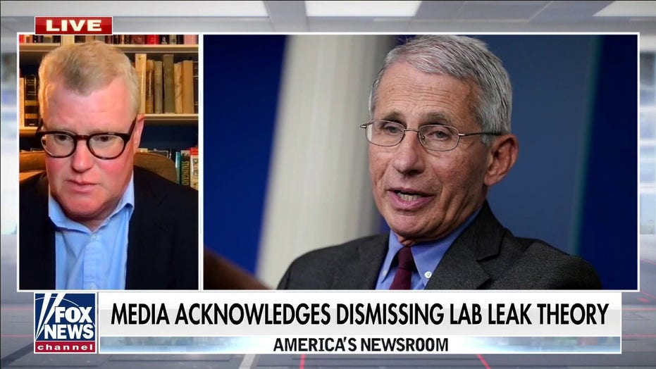 Former State Dept investigator on leaked Fauci emails: 'I don't trust these scientists' about Wuhan lab