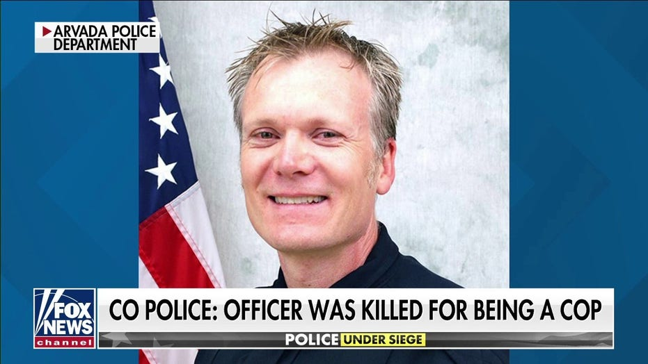 Colorado cop killer's chilling words revealed: 'My goal today is to kill Arvada PD officers'