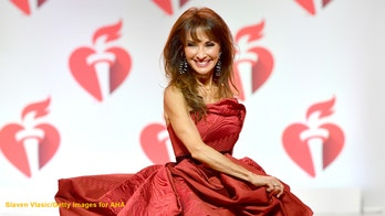 'All My Children' star Susan Lucci, 73, rocks strapless swimsuit in St. Barts