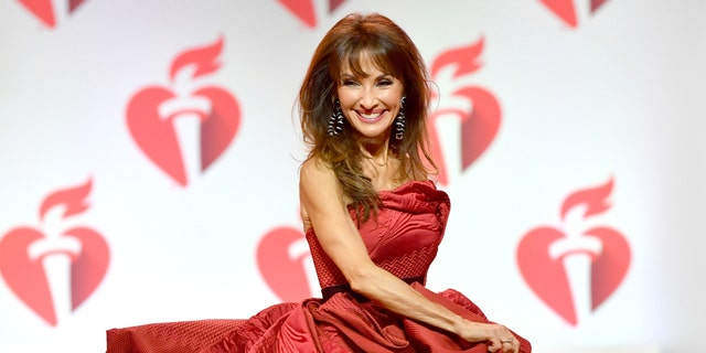 Susan Lucci unveils stunning swimsuit snap taken by 'paparazzi' husband Helmut Huber: He 'strikes again!'.jpg