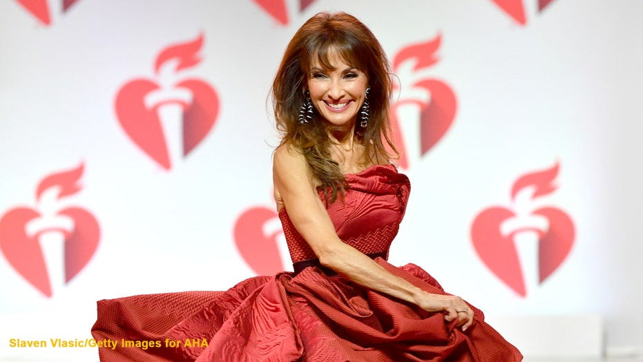 Susan Lucci recalls her 'widow maker' heart attack scare: 'I probably wouldn't have gotten up'