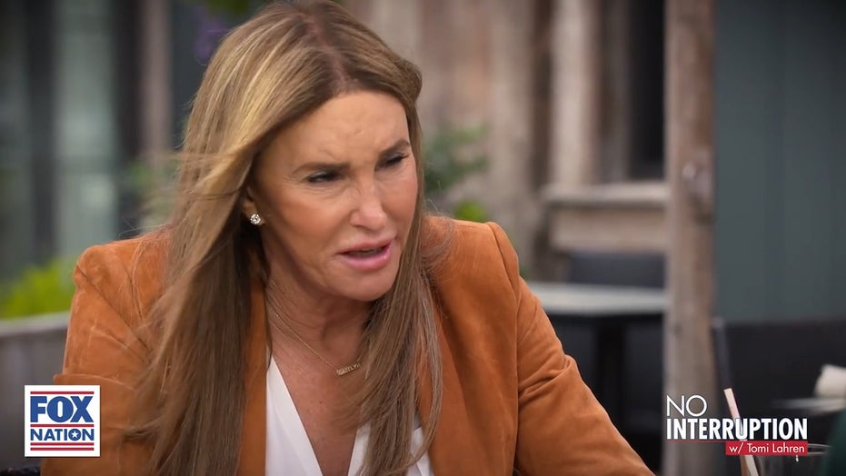 Caitlyn Jenner: 'It was easier to come out transgender than as a Republican'